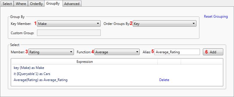 Grouping and Aggregating Data