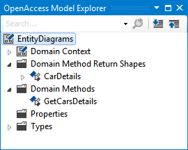 How to: Expose Domain Methods