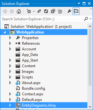 Visual Studio Common Page Of The Configuration Designer