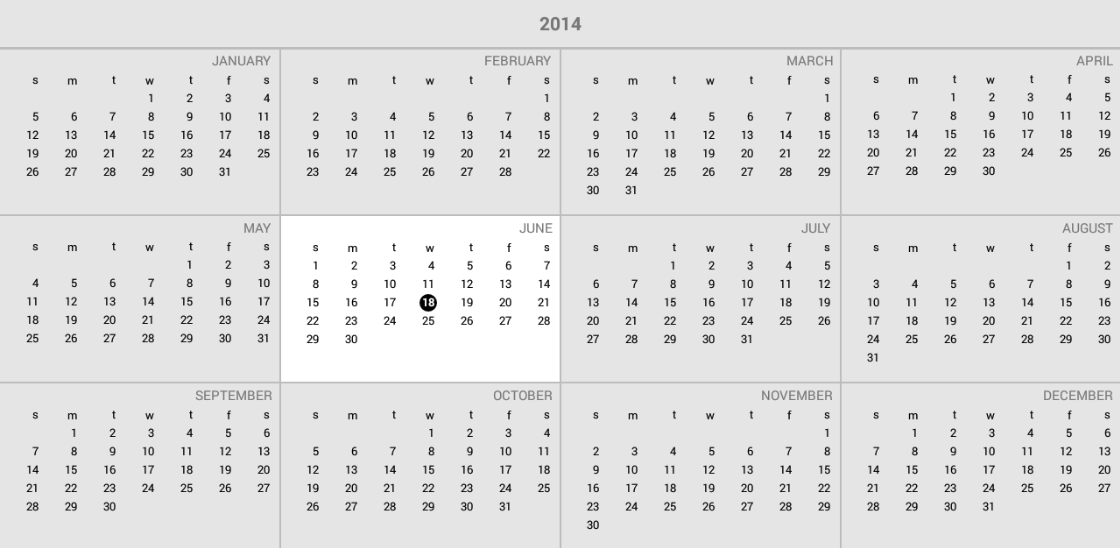 TelerikUI-Calendar-Display-Mode-Year
