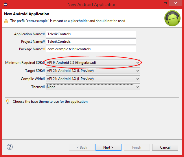 Android application development tutorial 2 installing eclipse.