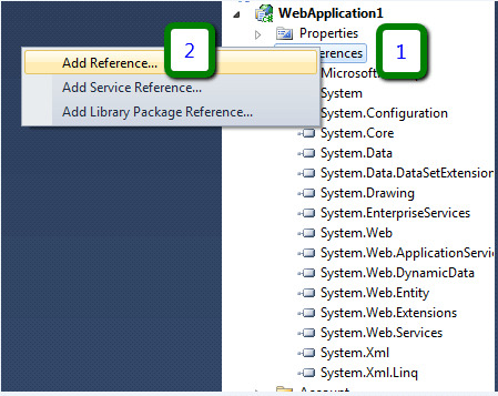 Using the Global Assembly Cache | UI for ASP NET AJAX