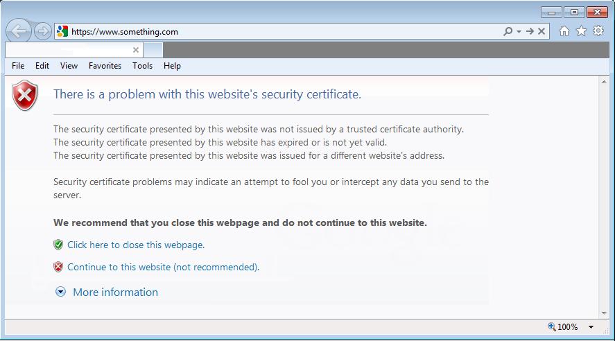 Register Certificate   Test Studio Dev Documentation