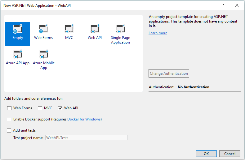 SQL Database   Telerik UI for Universal Windows Platform