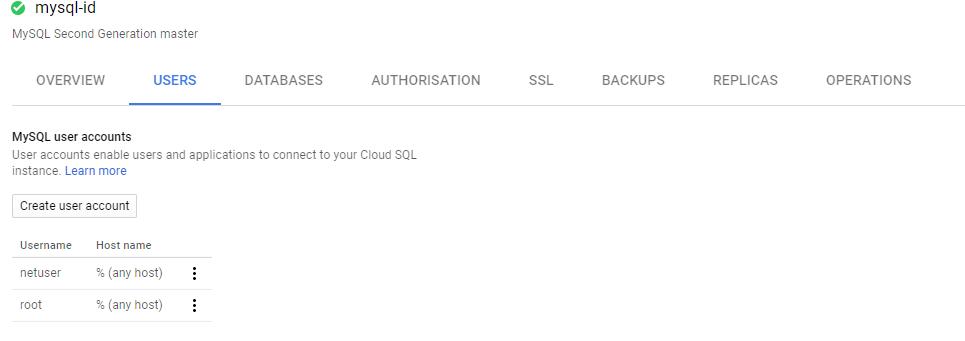 MySQL Database | Telerik UI for Universal Windows Platform