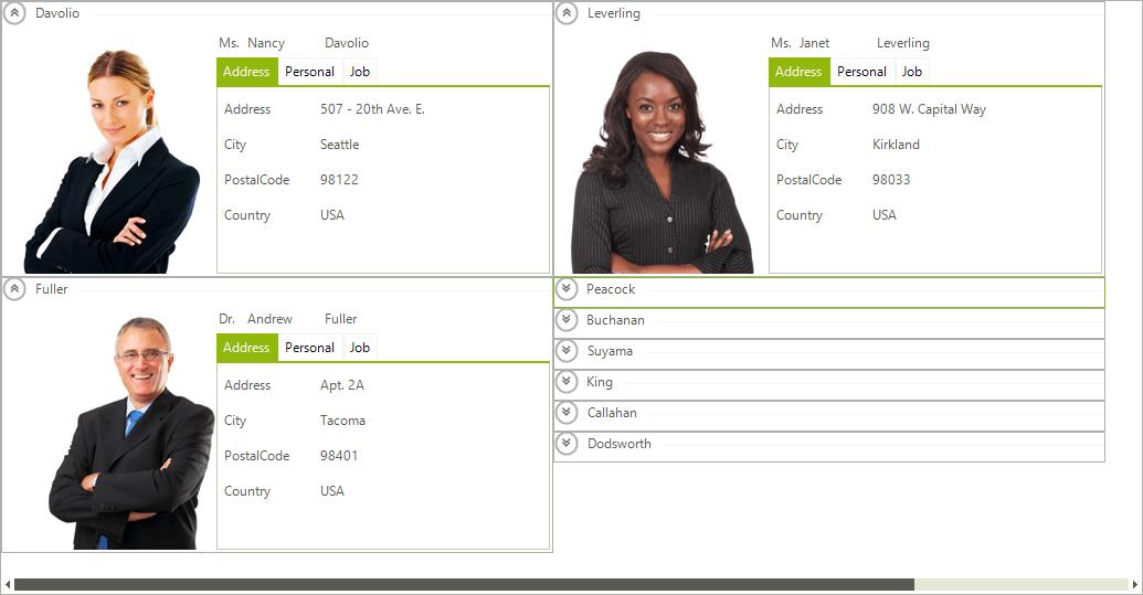 Overview   UI for WinForms Documentation   Telerik UI for