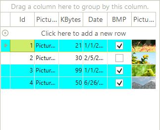 Formatting Rows | RadGridView | Telerik UI for WinForms