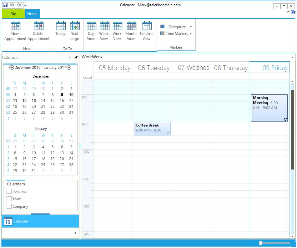 Visual Studio Templates Telerik Ui For Winforms
