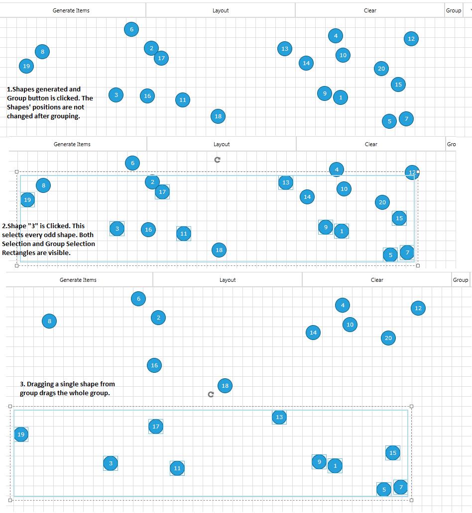 Grouping Telerik Ui For Wpf Logic Diagram Shapes Raddiagram Features