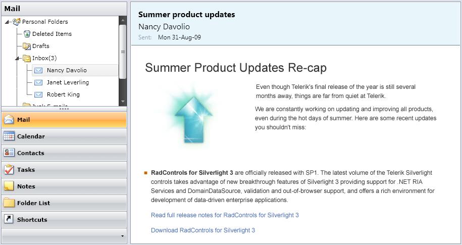 Overview | Telerik UI for WPF