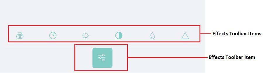 Effects | Telerik UI for Xamarin