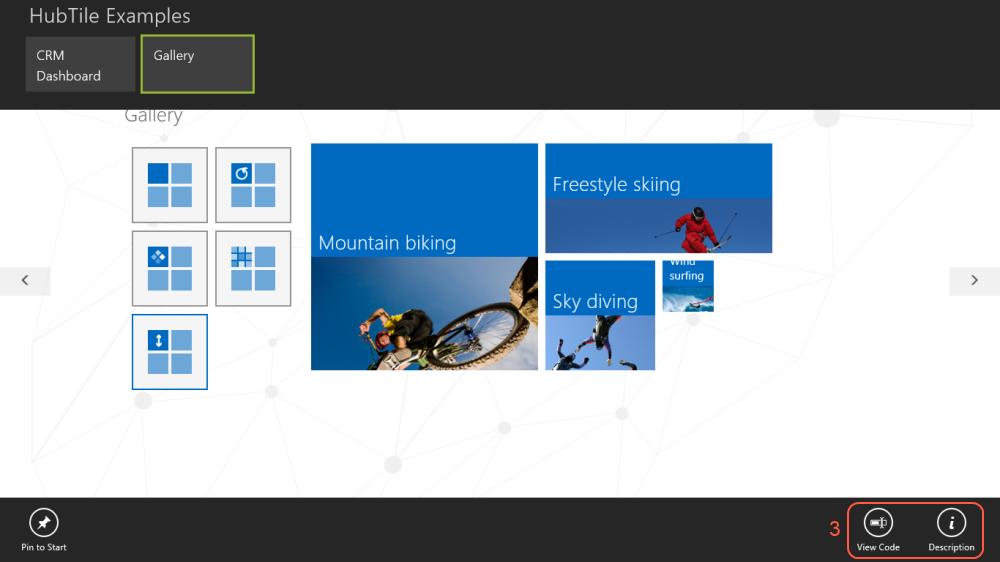 Telerik controls examples ui for windows 8 xaml for Telerik window