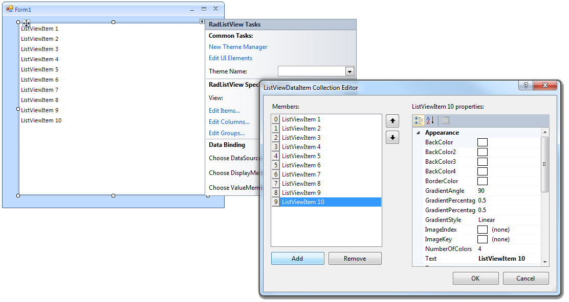 listview checkboxes visual basic: