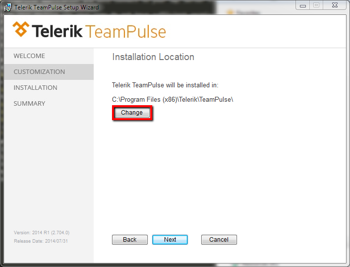 TeamPulse User Creation