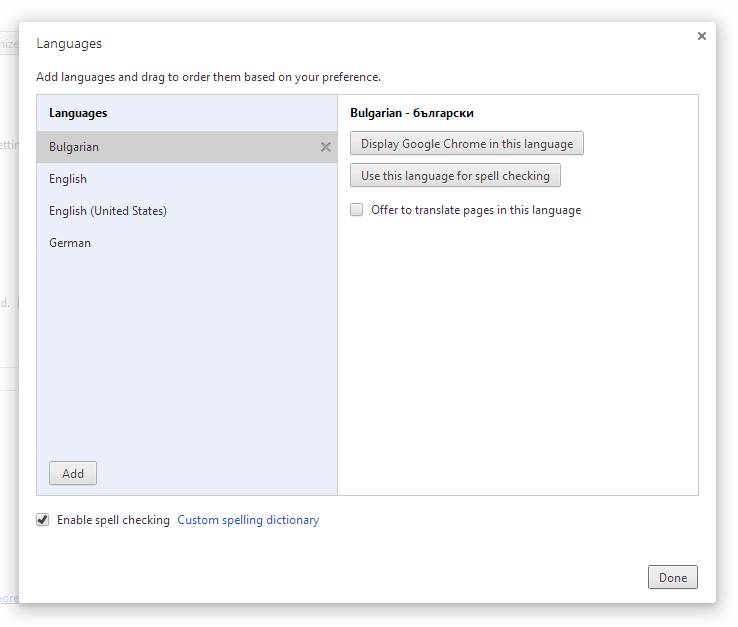 chrome language and input settings 2