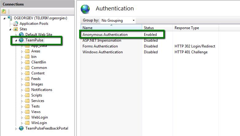 windows authentication not working iis 8.5