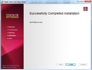 Installation Completed Successfully