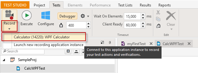 Attach to running WPF instance