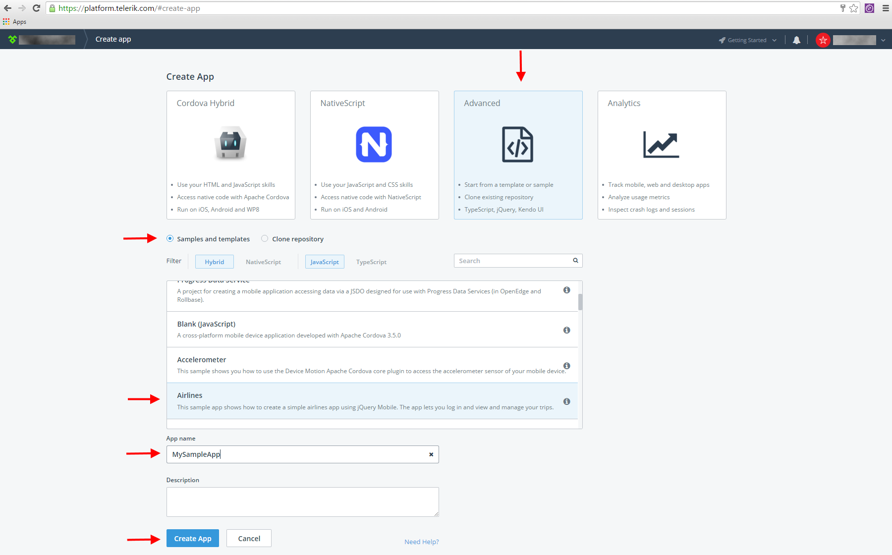 Hybrid (AppBuilder) app Testing | Progress Test Studio